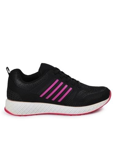 Tiffany&Tomato 9150474 Pudra Kadın Spor Ayakkabı Siyah